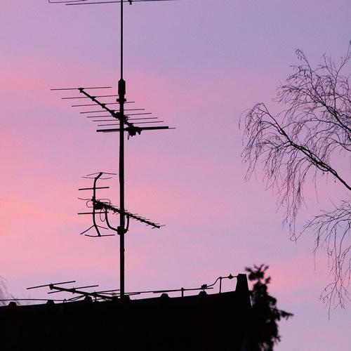 Antenne TV, téléréseau et TNT